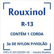Encordoamento NYLON Cristal 3SOL (R58) C/BOL