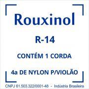 Encordoamento NYLON Encapada PRATA(R58) C/BO