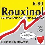 Encordoamento P/GUITARRA Eletrica Leve 10/46