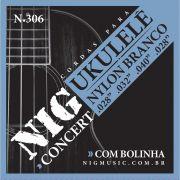 Encordoamento P/UKULELE BR.028/032/040/028
