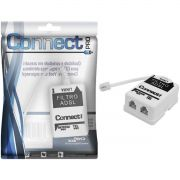 Filtro de Telefone + PC ADSL