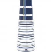 Garrafa Plastica Moringa C/COPO BCO/FENDI 960ML
