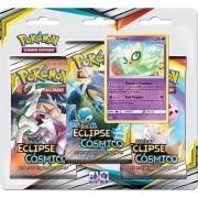 Jogo de Cartas Pokemon PACK SOL e Lua 12
