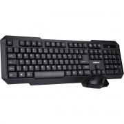 Kit Perifericos Mouse+teclado+adpt+ USB