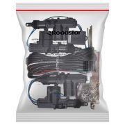 Kit Trava Eletrica Roadstar 4 Portas Universal Completo