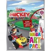 Livro Infantil Colorir Mickey Super Color PACK