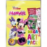 Livro Infantil Colorir Minnie Super Color PACK