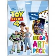 Livro Infantil Colorir TOY STORY Super Color PACK