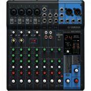 Mesa de Som Analogica 10 Canais MG10XU Yamaha