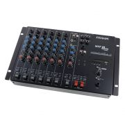 Mesa FRAHM MXF8 8 Canais USB Funcao DJ