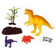 Miniatura Colecionavel KIT Dinossauros C/6PCS