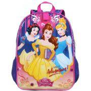 Mochila Escolar Princesas EASY G