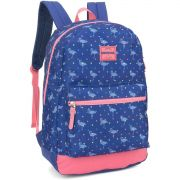 Mochila Escolar UP4YOU GD 1BOLSO AZUL (6941690723579)