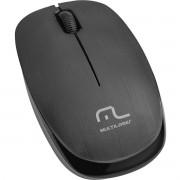Mouse Optico sem Fio 1200DPI 2.4GHZ Preto