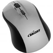 Mouse Optico sem Fio Suica 1600DPI 2.4GHZ P/8MTS