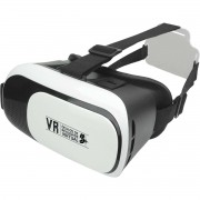 Oculos para Games Realidade Virtual 3D Branco