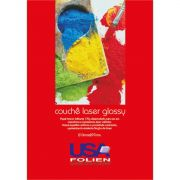Papel Fotografico Laser A4 GLOSSY Couche 170G