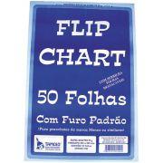 Papel para FLIP-CHART Serrilhado 650X950MM 75G. 50F.