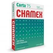 Papel Sulfite Carta Chamex 75G 500 FLS.