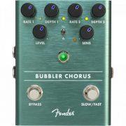 Pedal Analogico Bubbler Chorus Fender