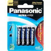 Pilha AAA C/8 R03UAL/L8P6 Panasonic