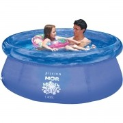Piscina 1400L Redonda SPLASH FUN