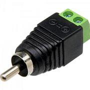 Plug RCA com KRE PGRC0010