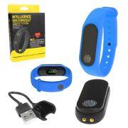 Relogio Inteligente Smartwatch Bluetooth com Medidor de Frequencia Cardiaca M3 M3 Generico