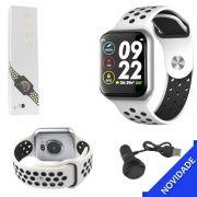 Relogio Inteligente Smartwatch F8 Bluetooth Branco SMART Bracelet SMART Bracelet Generico