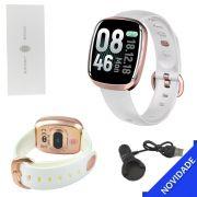 Relogio Inteligente Smartwatch GT103 Bluetooth Rosa SMART Bracelet SMART Bracelet Generico
