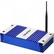 Repetidor de Celular 800MHZ RP-870S PRATA/AZUL Aquario