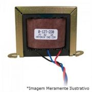Transformador 12VAC 127/220VAC 330MA 12/500S Hayonik