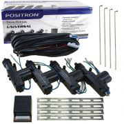 Trava Eletrica Positron TR410 Universal 4 Portas