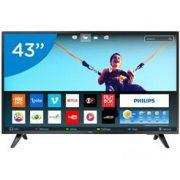 "TV Philips 43"" LED SMART - Fuul HD ULTRA SLIM HDMI 43PFG5813/78"