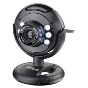 Webcam NIGHT Vision 16MP (interpolado) WC045