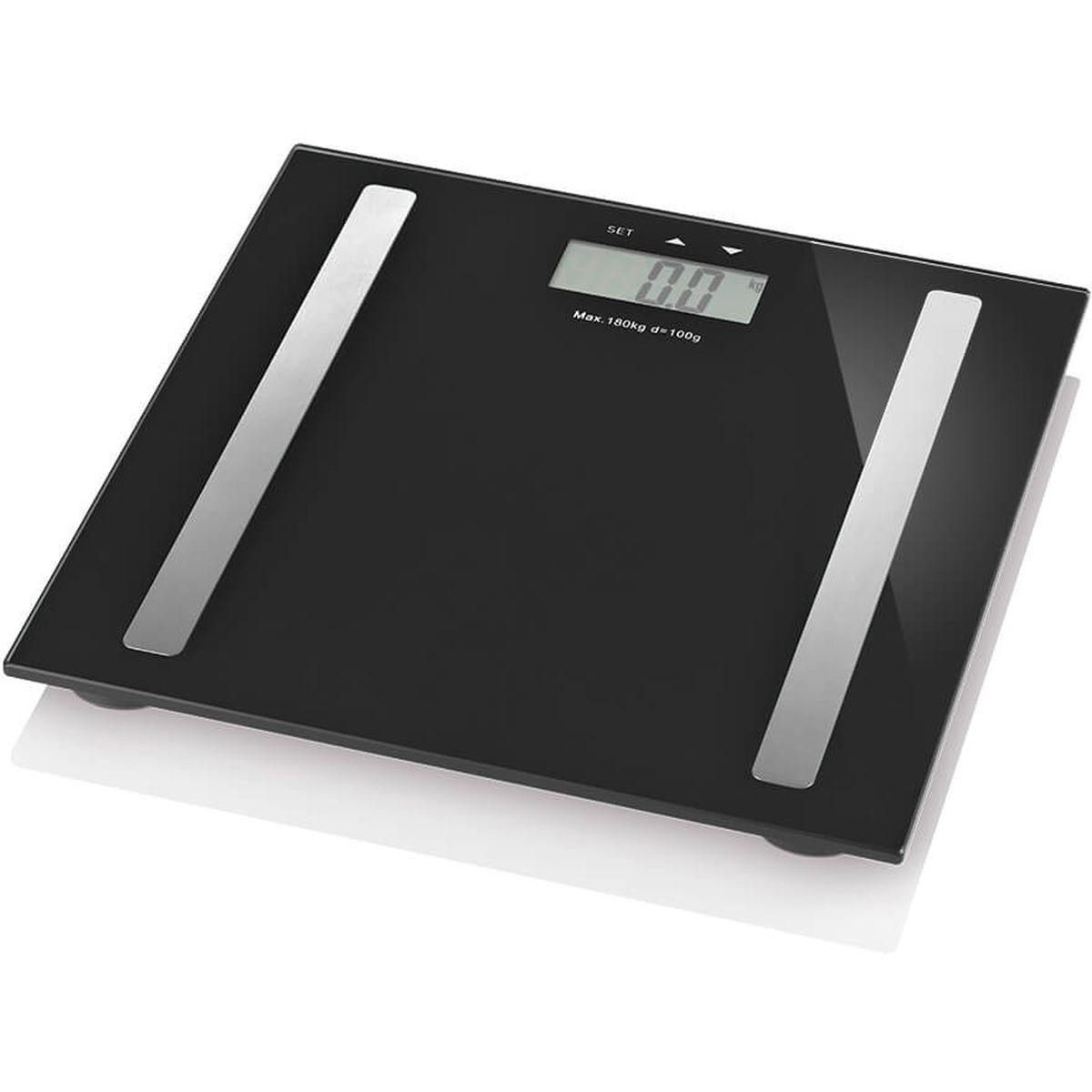Balanca Eletronica DIGI-HEALTH PRO LCD 180G Preta
