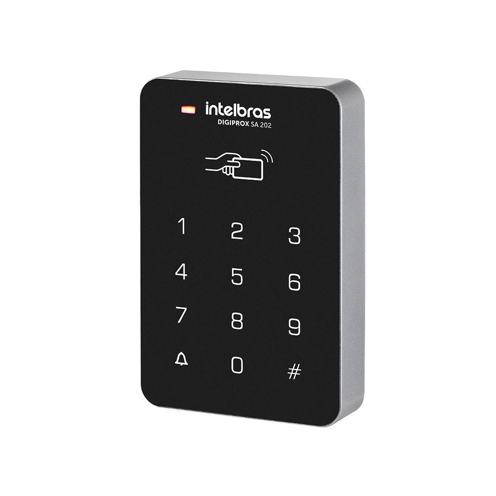 Controlador de Acesso Intelbras Digiprox SA202 4682036