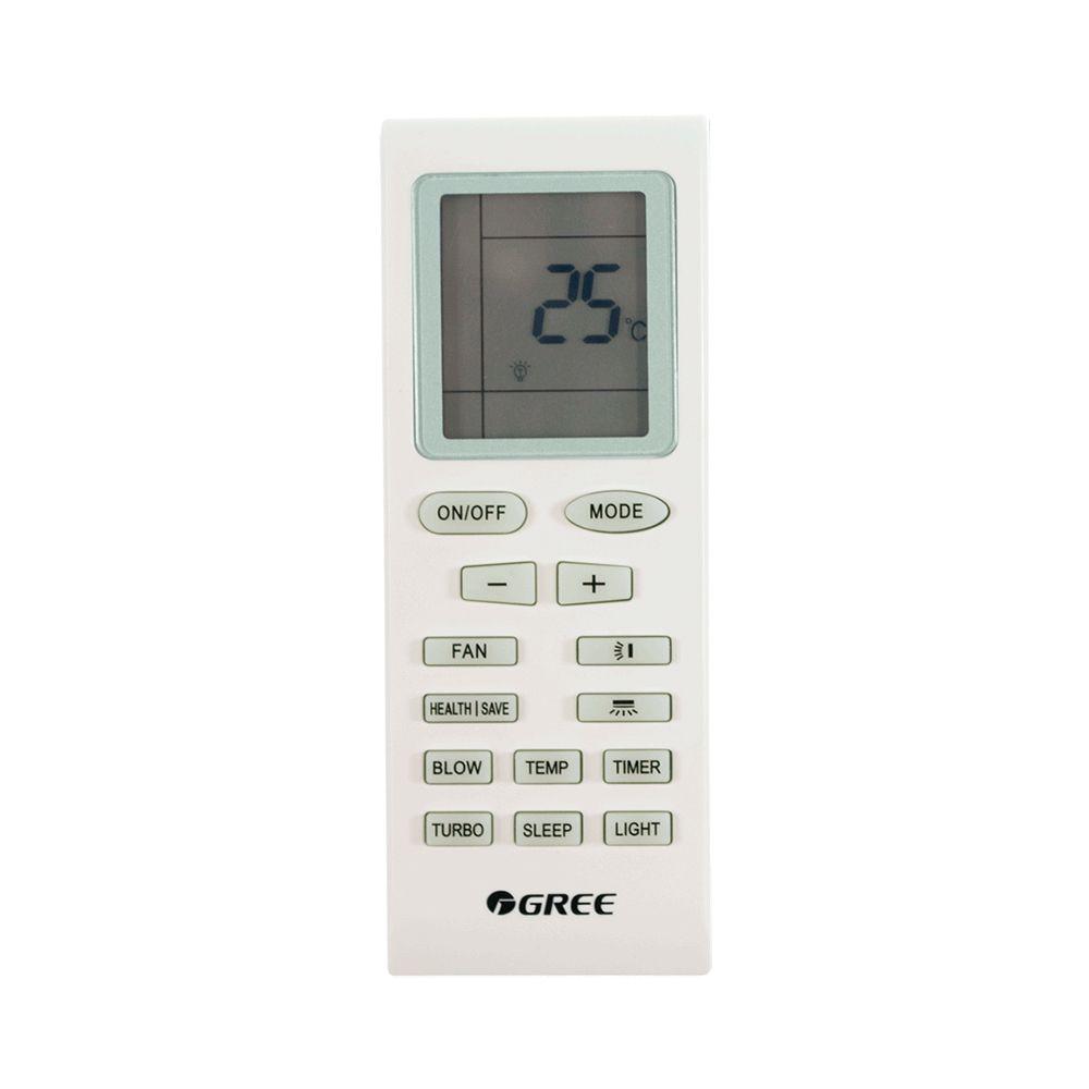 Controle Remoto MXT 01335 AR Condicionado YB1F2 SPLIT Gree