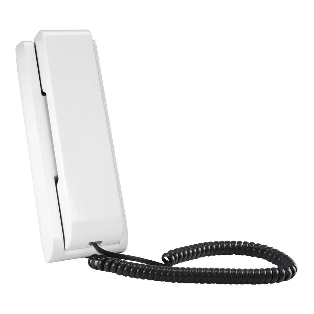 Interfone HDL AZ-S01 Ajuste Volume e Toque Branco