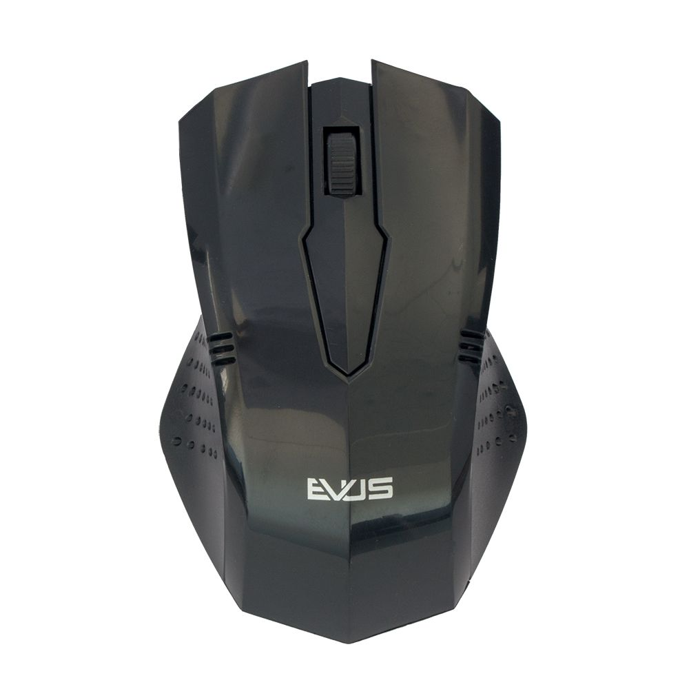 Mouse Optico Gamer EVUS Performance MO-05 USB Preto