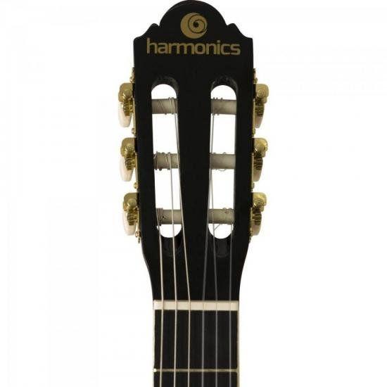 Violao Classico NYLON GNA-111 Preto Harmonics