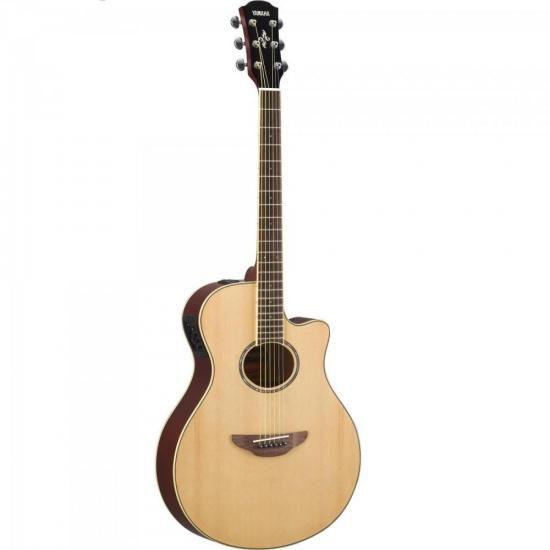 Violao Eletroacustico ACO APX600 Natural Yamaha