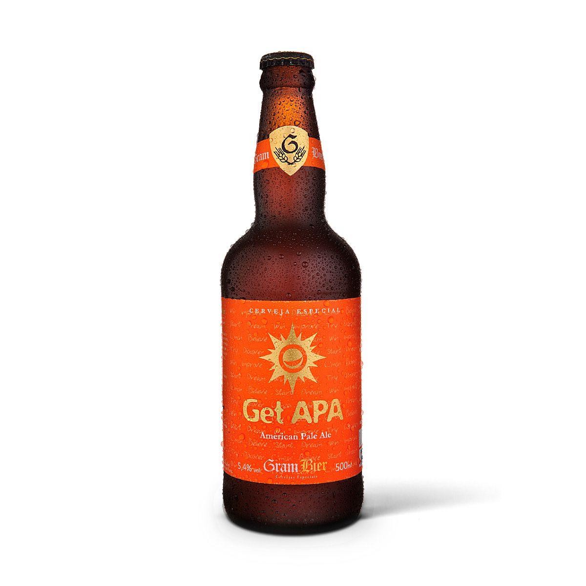 Gram Bier American Pale Ale Get APA 500ml