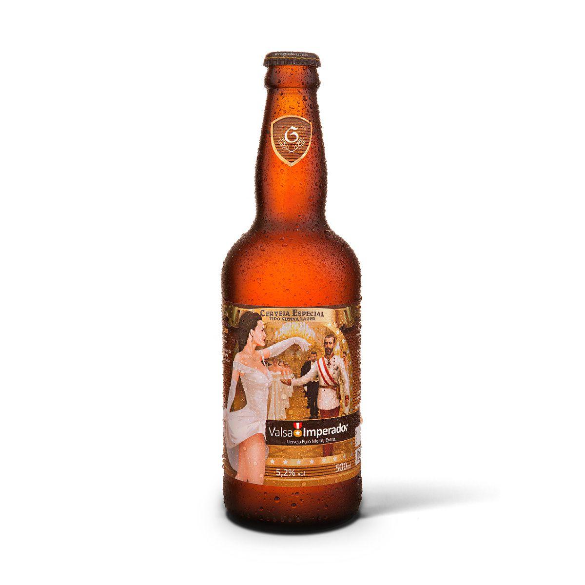 Gram Bier Vienna Lager Valsa 500ml