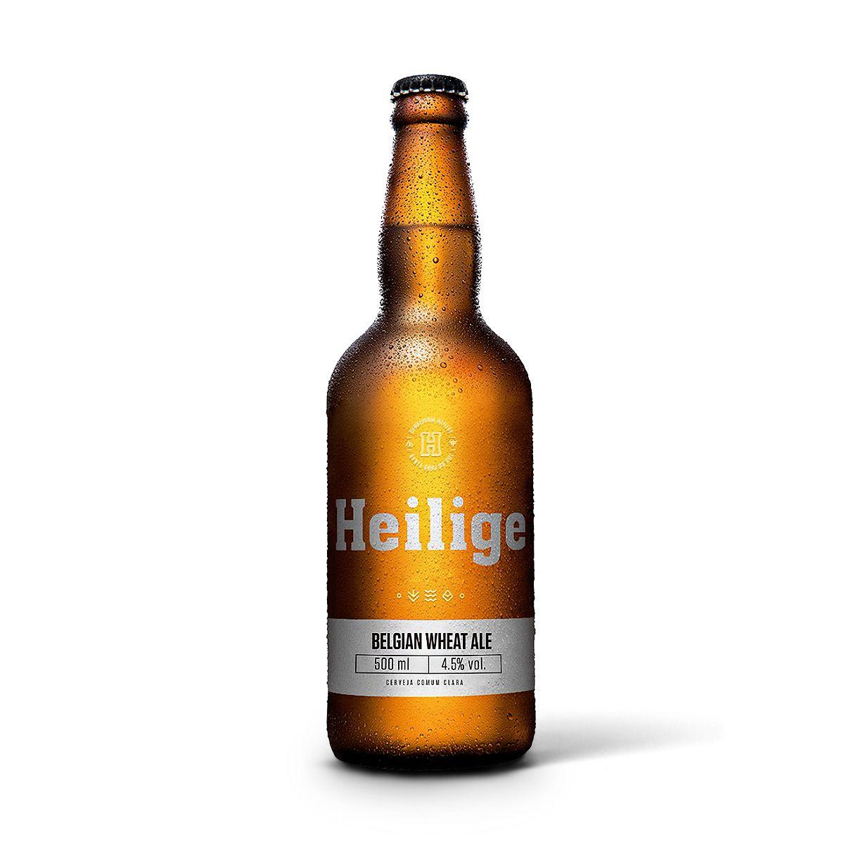 Heilige Belgian Wheat Ale 500ml