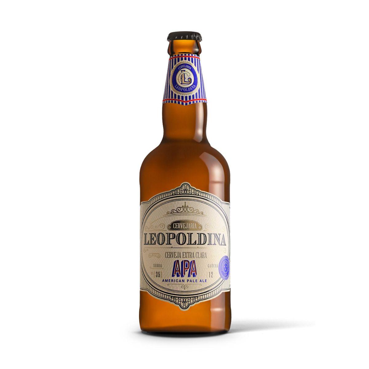 Leopoldina American Pale Ale APA 500ml