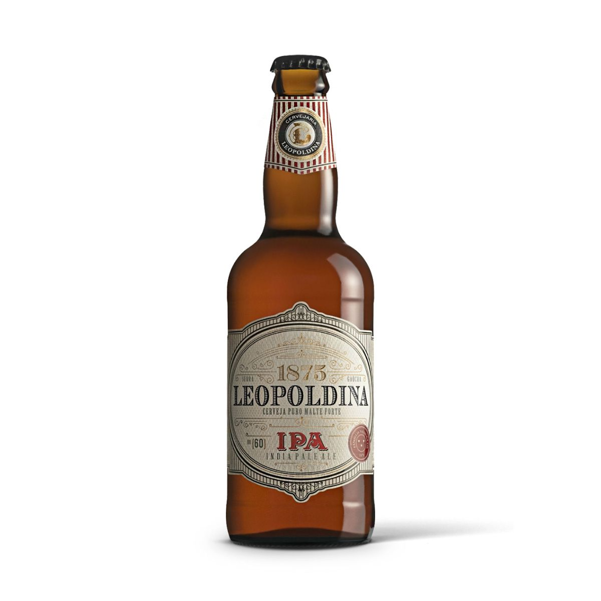 Leopoldina India Pale Ale IPA 500ml