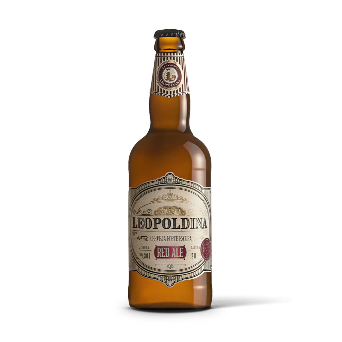 Leopoldina Red Ale 500ml