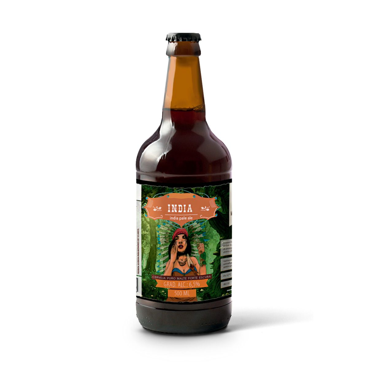 Moocabier India Pale Ale IPA India 500ml
