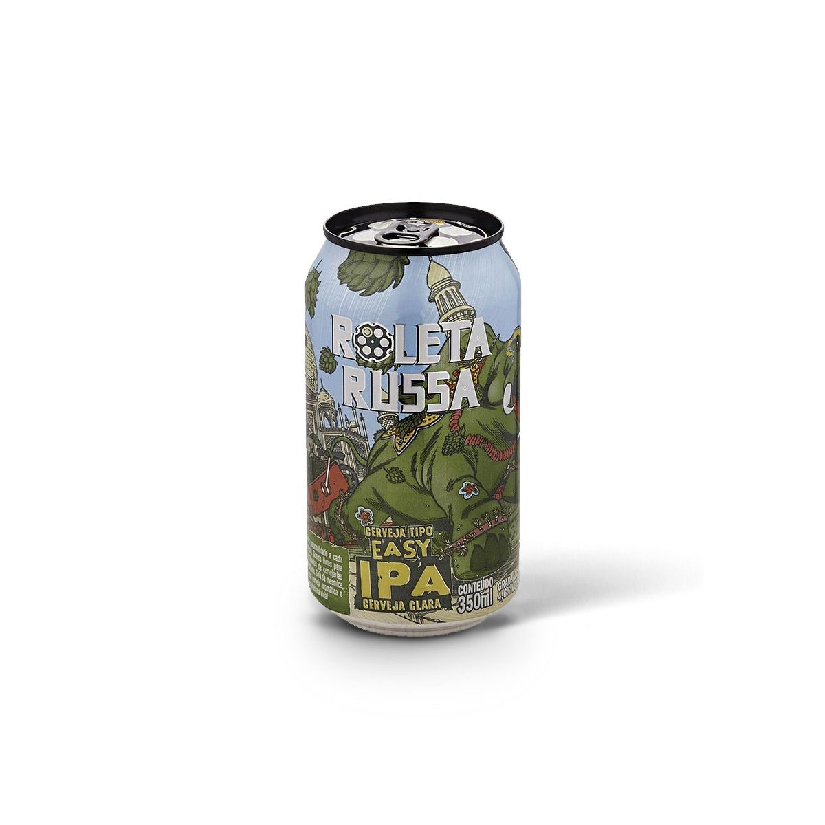 Roleta Russa Easy IPA 350ml